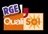 Qualisol RGE, RGE, label de Merceron Michel, plombier, électricien, chauffagiste à Challans, Saint Jean de monts et le perrier