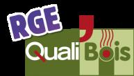 Qualibois RGE, label de Merceron Michel, plombier, électricien, chauffagiste à Challans, Saint Jean de monts et le perrier